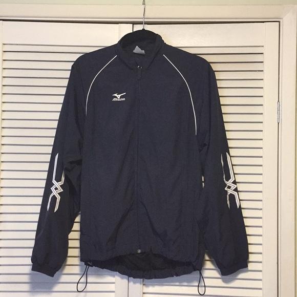 Mizuno athletic jacket